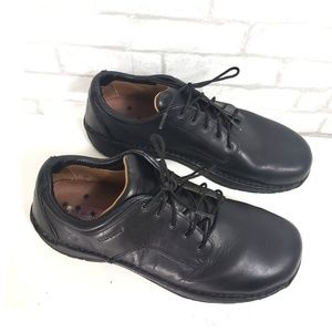 Red Wing Black Steel Toe Mens Oxford Shoes 13 EE